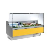 Витрина холодильная - 1,93 x 0,99 м