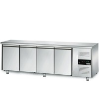 Холодильный стол - 2,2 x 0,7м