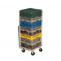 Крышка защитная прозрачная до корзин для посуды - В 1220 мм