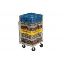 Крышка защитная прозрачная до корзин для посуды - В 910 мм
