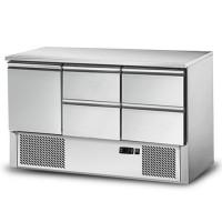 Холодильный стол - 1,37 x 0,7м