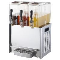 Диспенсер (сокоохладитель) для сока - 3 х 10 литров