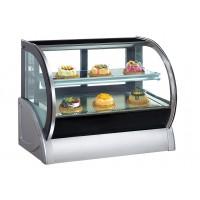 Витрина холодильная настольная - 176 л
