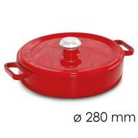 Кастрюля для тушения - Ø 280 мм