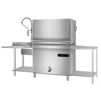 Посудомийна машина з подвійною витяжкою - включаючи зливний насос та набір ескалатора + стіл на вході / виході
