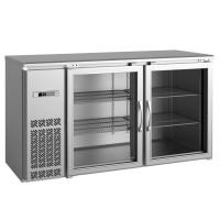 Холодильний стіл для напоїв - 1,5 x 0,6 м