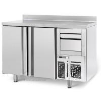 Холодильний стіл барний - 1,5 x 0,6 м