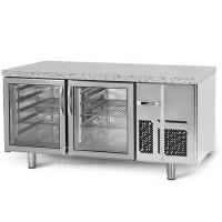 Холодильний стіл для випічки - 1,6 x 0,8 м