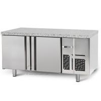 Морозильний стіл для випічки - 1,6 x 0,8 м