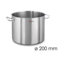Супова каструля - Ø 200 мм - висота 200 мм