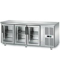 Холодильний стіл для напоїв - 1,8 x 0,7 м