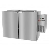 Охолоджувач вологих відходів - 240 л
