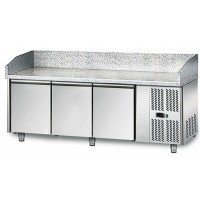 Холодильний стіл для піци - 2,0 x 0,8 м