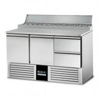 Саладетта / холодильний стіл - 1,37 x 0,7 м