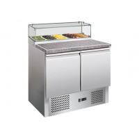 Саладетта / холодильний стіл для піци - 0,9 x 0,7 м