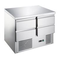 Холодильний стіл - 0,9 x 0,7 м