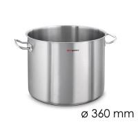 Супова каструля - Ø 360 мм - висота 290 мм
