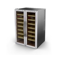Холодильник винний - 100 л, 2 зони